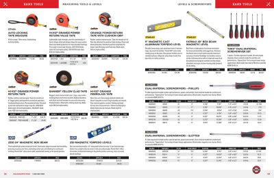 Dillon Sample Catalog Spread