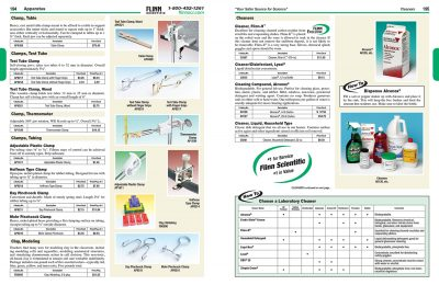 Flinn Scientific Catalog
