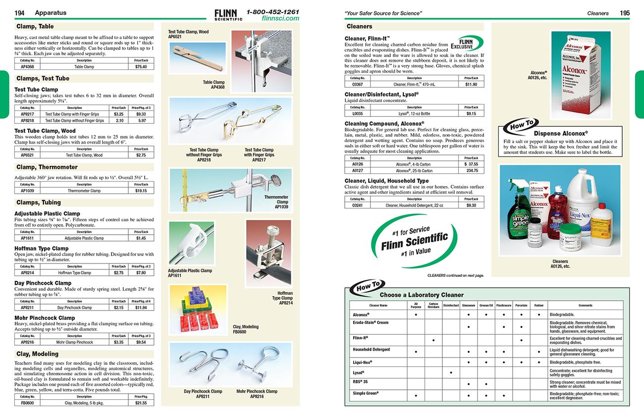 Flinn Scientific Catalog
