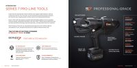 Spartaco Huskie Tool Catalog