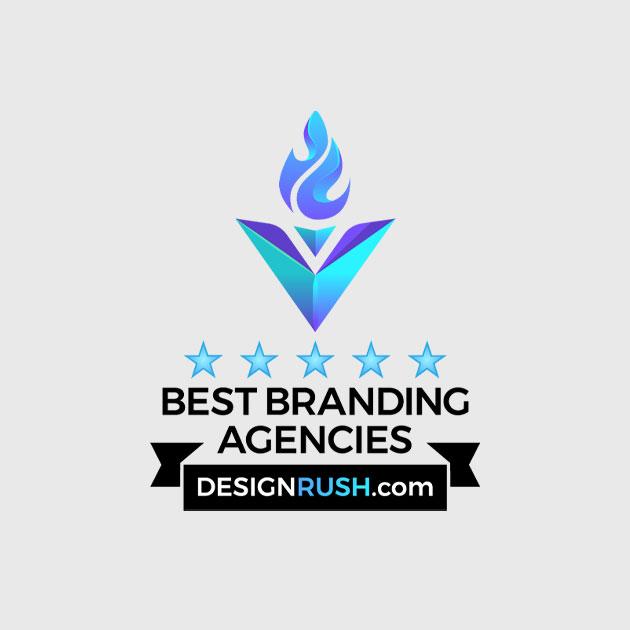 Design Rush Top 25 Best Branding Agencies